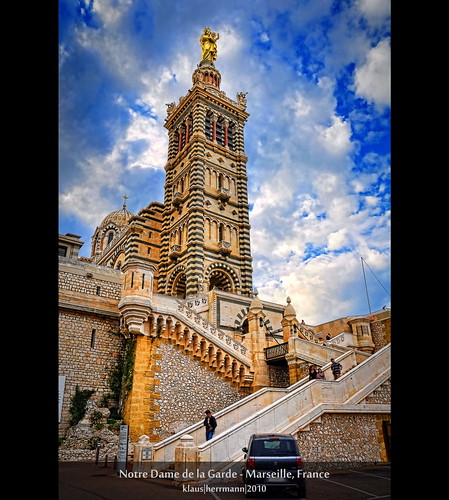 travel blue red vacation orange holiday france colour history tourism church colors sunshine yellow clouds photoshop religious temple photography gold marseille nikon frankreich worship colorful colours cloudy religion wolken belief wideangle bluesky historic holy journey blended handheld colourful nikkor spiritual blauerhimmel fra notredamedelagarde farben blend sonnenschein wolkig seafarer niceweather postprocessing 18200mm d90 schöneswetter digitalblending provencealpescôtedazur farbenpracht topazclean topazadjust topazdenoise klausherrmann topazsoftware topazphotoshopbundle topazsimpify nikonafsdxnikkor18200mm13556gedvr