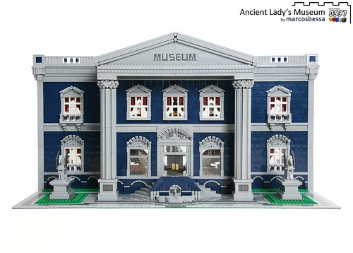 Ancient Lady's Museum #01