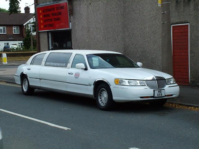 Town Car Limo Service Burlington