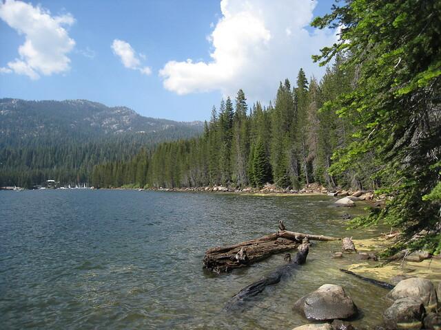 Camping huntington lake ca flickr photo sharing for Huntington lake fishing