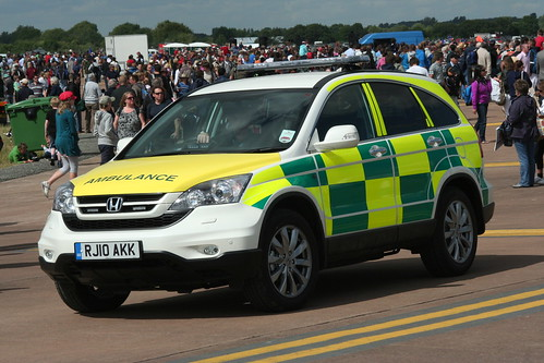 Paramedic Response Vehicle