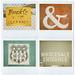 Vernacular Typography Polaroids by onpaperwings