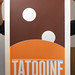 Tatooine -Screen Print