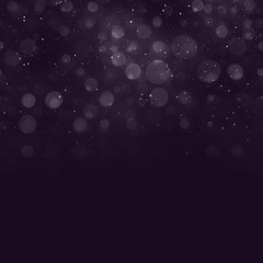Webtreats Seamless Web Background in Soft Purple - Space