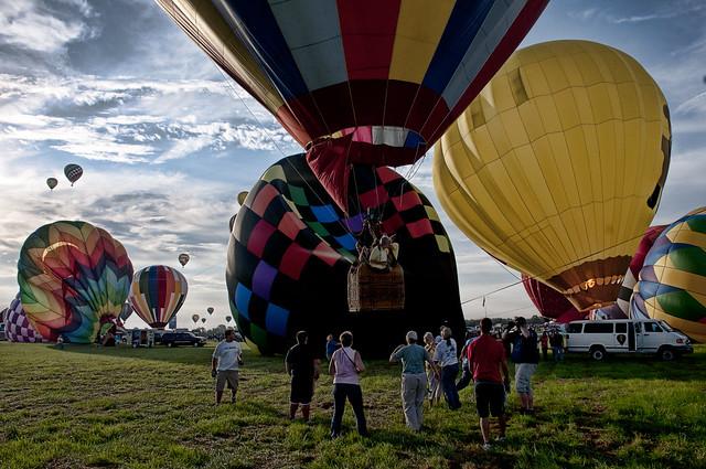 balloon, festival