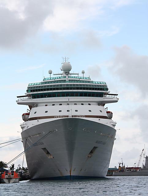 majesty of the seas at nassau bahamas   2010 flickr