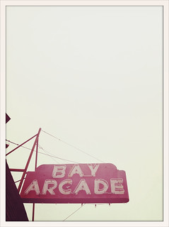 iPhoneography: Bay Arcade