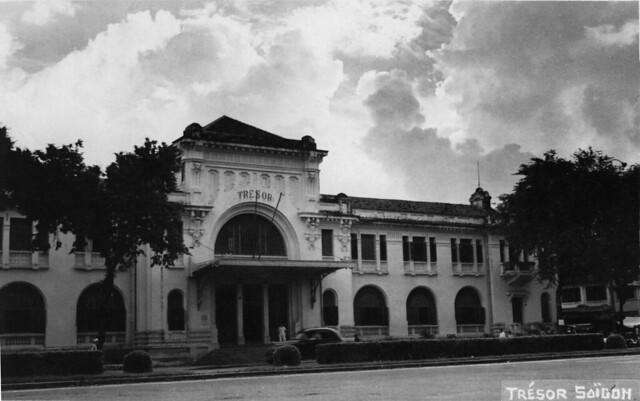 Indochine - Le Trésor à Saïgon