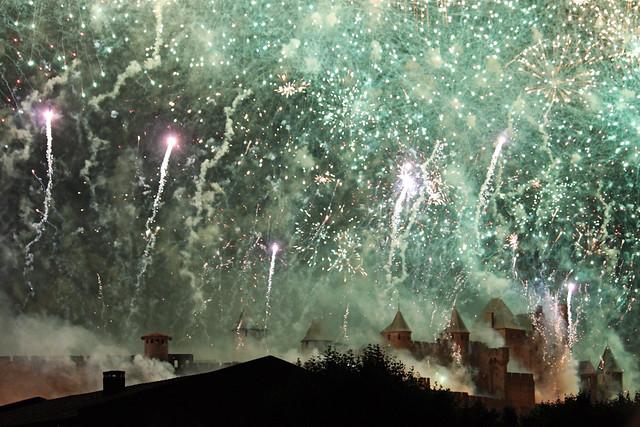 Carcassonne, 14 juillet