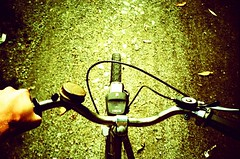 my old bike | Lomo LC-A+ | 2nd upload