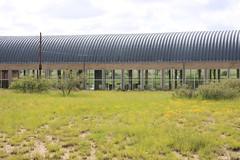 Building containing Judd sculptures