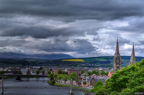 Inverness Landscape