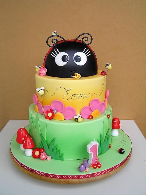 Cake Designs Ladybug : ladybug cake designs image search results