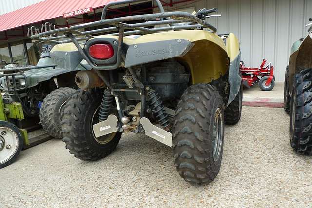 Kawasaki Brute Force Horsepower