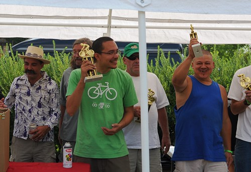 Lars Anderson Bicycle Show, Trophy Winners