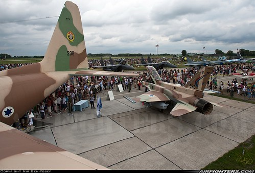 IAF in the repulonap.hu Hungarian air show