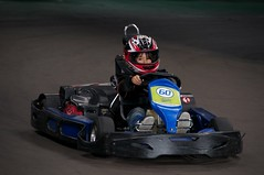 race car(0.0), formula racing(0.0), dirt track racing(0.0), formula one car(0.0), auto racing(1.0), go-kart(1.0), kart racing(1.0), racing(1.0), vehicle(1.0), sports(1.0), race(1.0), open-wheel car(1.0), motorsport(1.0), race track(1.0),