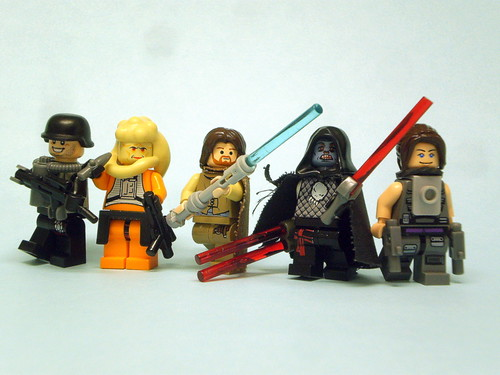 SW Minifig Collection 2
