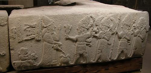 DSCN7728 Bas-relief néo-hittite
