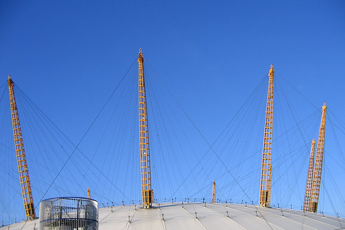 2006-01-28 - United Kingdom - England - London - Millennium Dome
