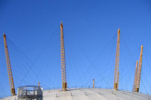2006-01-28 - United Kingdom - England - London - Millennium Dome