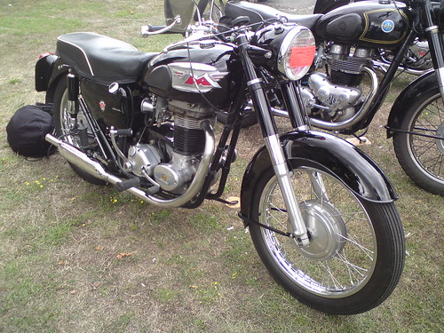 1962 Matchless 350
