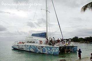 Sandals Catamaran Cruise