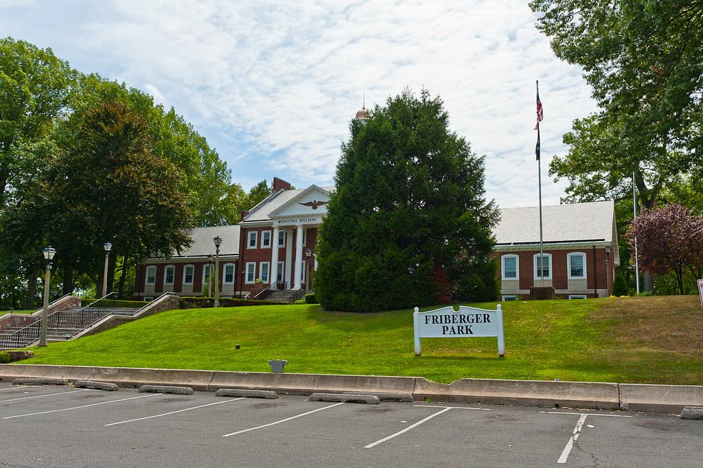 Kawameeh Park Union County New Jersey Tripcarta