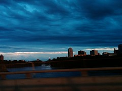 Dusk On The Mississippi - 226/365