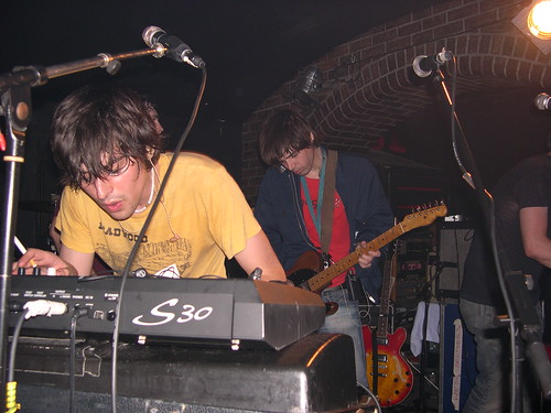The Webb Brother's at Cardiff's Barfly