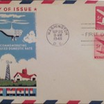 Fluegel Cover: US Air Mail