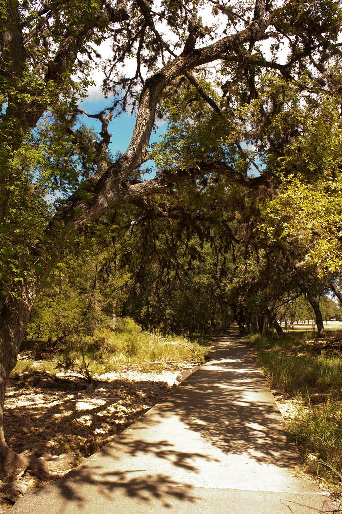 Mcallister Park San Antonio Tripomatic