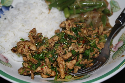 Awesome chicken stir fry