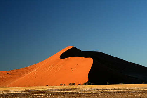 sunrise dune namibia sossusvlei namib naukluft dune44