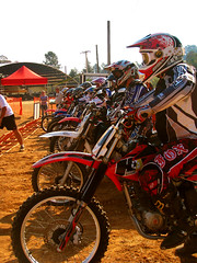 freestyle motocross(0.0), bicycle motocross(0.0), bmx bike(0.0), dirt track racing(0.0), cycle sport(0.0), bmx racing(0.0), stunt performer(0.0), racing(1.0), enduro(1.0), vehicle(1.0), sports(1.0), endurocross(1.0), motorsport(1.0), motorcycle racing(1.0), extreme sport(1.0), motorcycling(1.0), motocross(1.0),