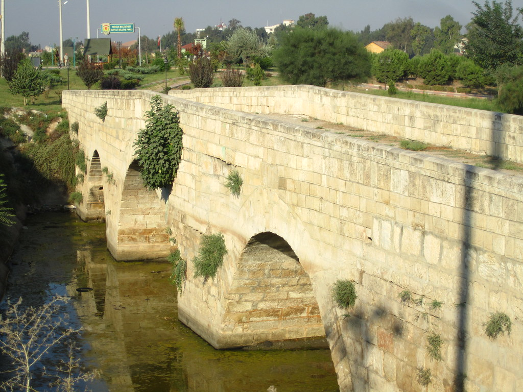 Justinian Bridge Tarsus, Turkey