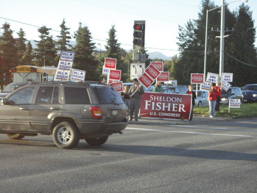Fisher Supporters | by Alaska Republican Party