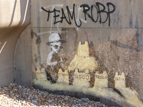 Banksy -Team Robp