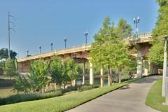 Sabine Street Bridge (HDR)