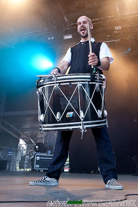 Frank Jooss, Fiddler's Green, Summer Breeze Open Air 2010, Live, Festival, Show