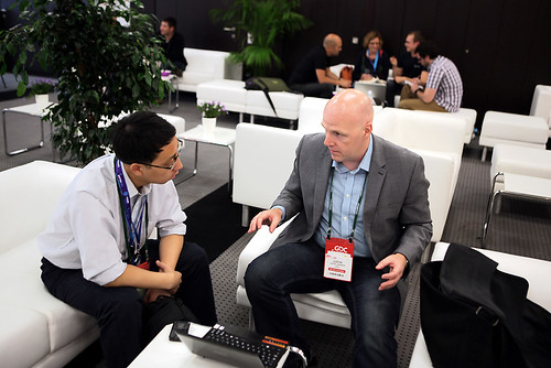 Networking | GDC Europe
