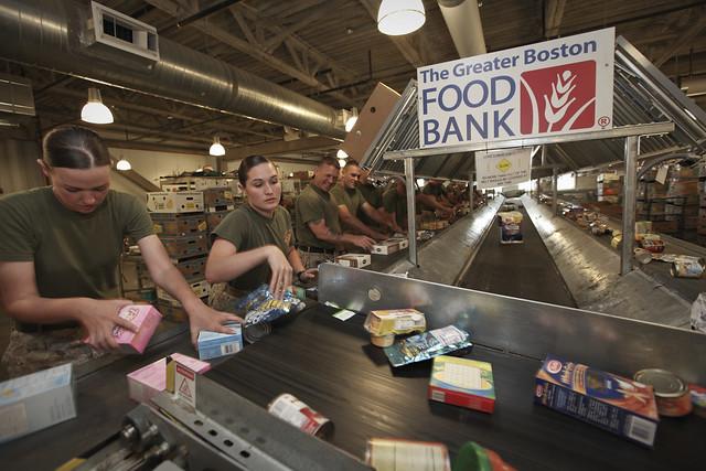 Food Bank Volunteer Orlando Fl