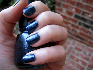 China Glaze : Midnight Mission