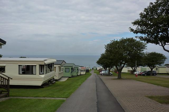 A caravan park