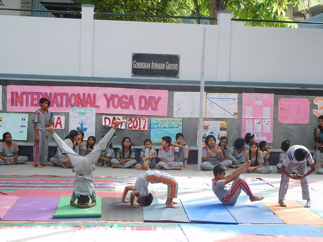 World Yoga Day 21-06-2017