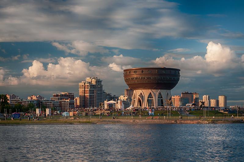 Kazan - june '2017 / Казань - июнь '2017. Рыбный гастрономический фестиваль FISHKA
