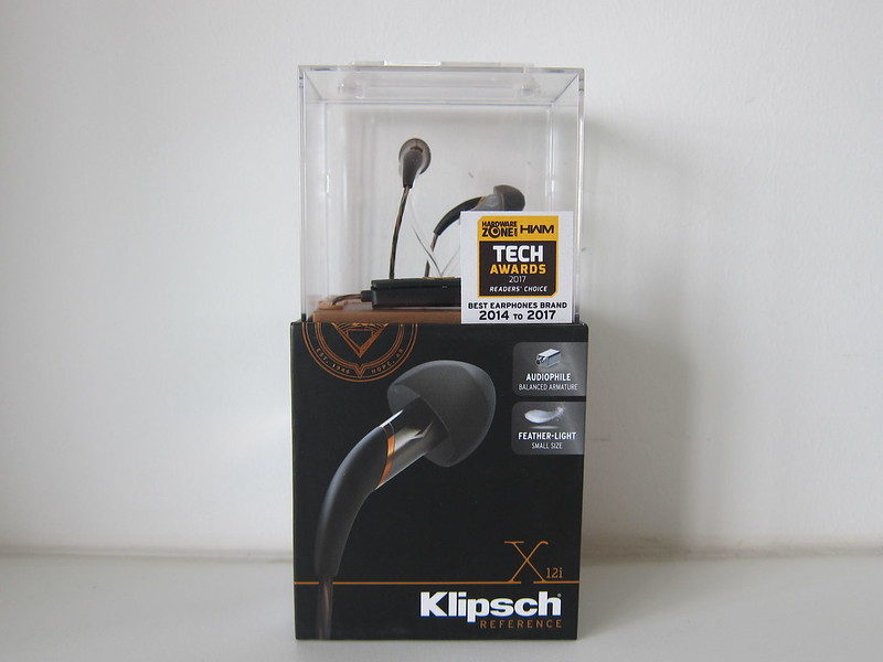 Klipsch Reference X12i - Box Upright