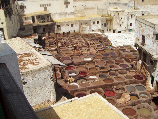 Fez in Morocco by Flickr CC Matteo Martinello
