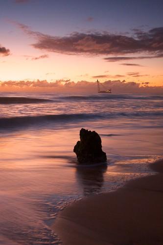 Binningup Beach West Aust