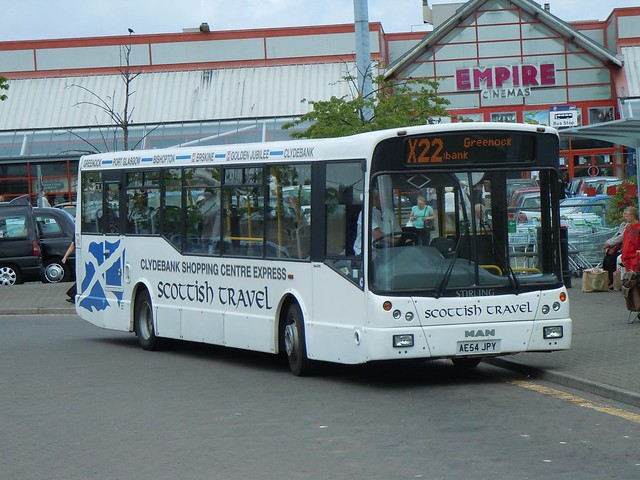 Scottish Travel - AE54 JPY